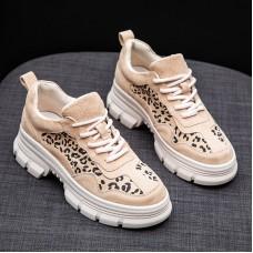 Sneakers Superstar  Leopard Low-Top Snea...
