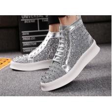 Superstar Sneakers In Pelle Stella In Ca...