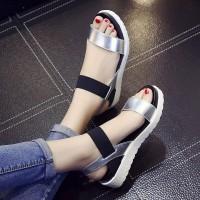 2019 Women Fashion Sandal...