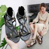2019 new flat sandals fem...
