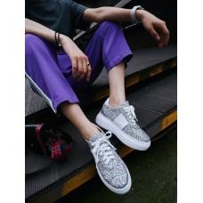 Superstar Sneaker Silver/Glitter Women G...
