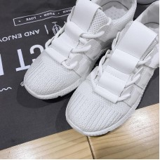 Fashion Women Casual Shoes Mesh Sneakers Platform 2019 Women Breathable Air Mesh Flats Lace Up Shoes Female Walking Footwear