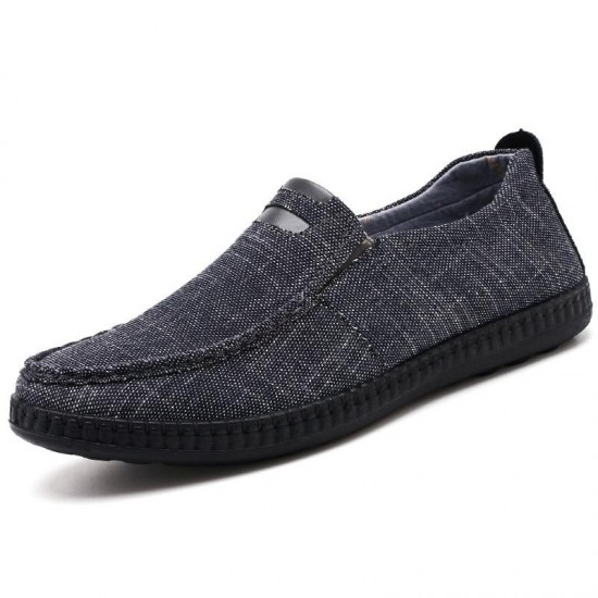 Men Casual Shoes 2019 Spring Summer Light Breathable Fashion Trend Loafers Shoes For Men Comfortable Cheap Man Loafers