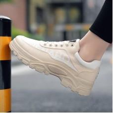 Men's Casual Shoes Fashion Lace-up Shoes Men  Comfortable and breathable men's Shoes