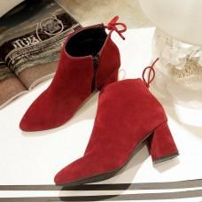 Nuevas botas Martin Autumn Invierno bota...