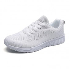 Shoes Woman Ladies Trainers Women White Shoes Zapatillas Mujer Casual Shoes Rubber Mesh Tenis Feminino Chaussures Femme