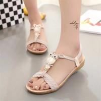 Shoes Women Sandals Owl S...