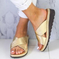 Summer Shoes Woman Flat S...