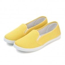 Women Canvas Shoes Lazy Casual Loafers W...
