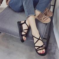Women Casual flats Sandal...