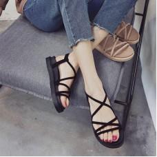 Women Casual flats Sandals Beach Shoes F...