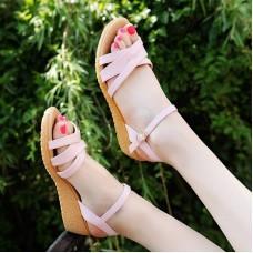 Women Sandals Summer Shoes  Wedge Sandal...