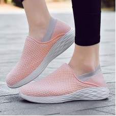 Women Sneakers 2019 Mesh Breathable Couple Shoes Woman Ladies Sneakers Chaussures Femme Tenis Feminino Casual Shoes