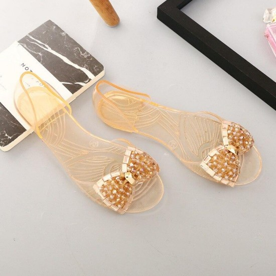Women Summer Beach Roman Sandal Ladies Open Toe Flat Sandal New Women's Sandals