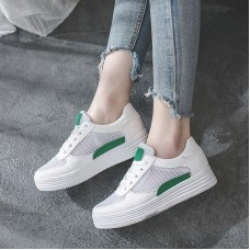 Women Summer Comfortable Flats Lace Up Sneakers Mesh Casual Female Loafers Shoes for Women's shoes