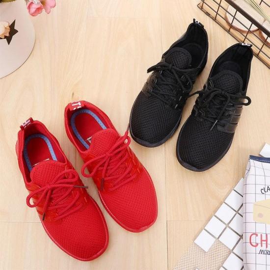 Women's casual sneakers comfortable mesh casual shoes women