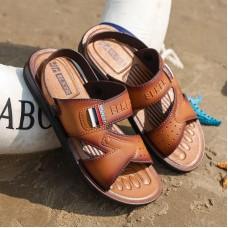 Alla moda del Sandalo Degli Uomini Scarp...