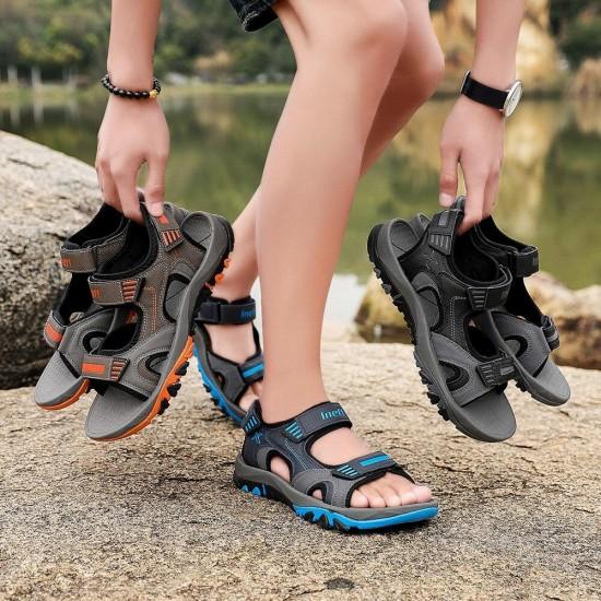Casual Sandali Per Gli Uomini di Estate Sandali Da Spiaggia Scarpe Da Uomo Sandali di Sesso Maschile Piscina D'acqua All'aperto Scarpe Sandali di Estate Scarpe Da Spiaggia