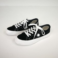 Suede Fabric Solid Color Casual Sneakers...