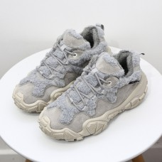 Winter plus cotton sneakers Winter Ankle...